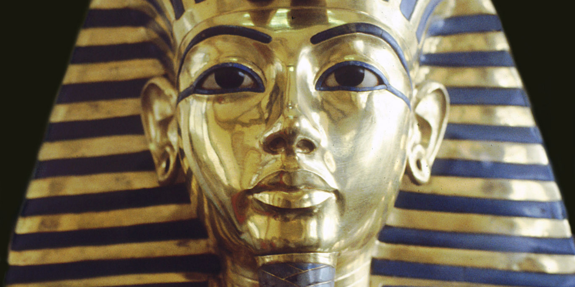 king tut had a club foot and other deformities new. Black Bedroom Furniture Sets. Home Design Ideas