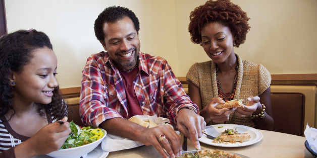 Family Dinner Table Dynamics Linked To Childhood Obesity