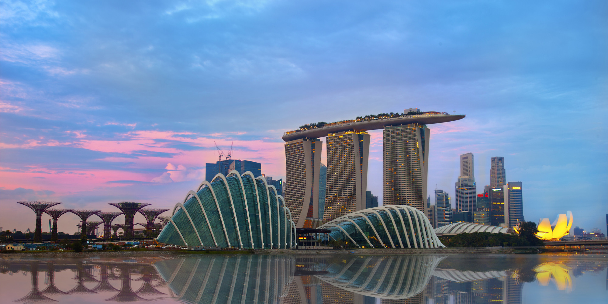Singapore Named Lonely Planet S Top Country To Visit In