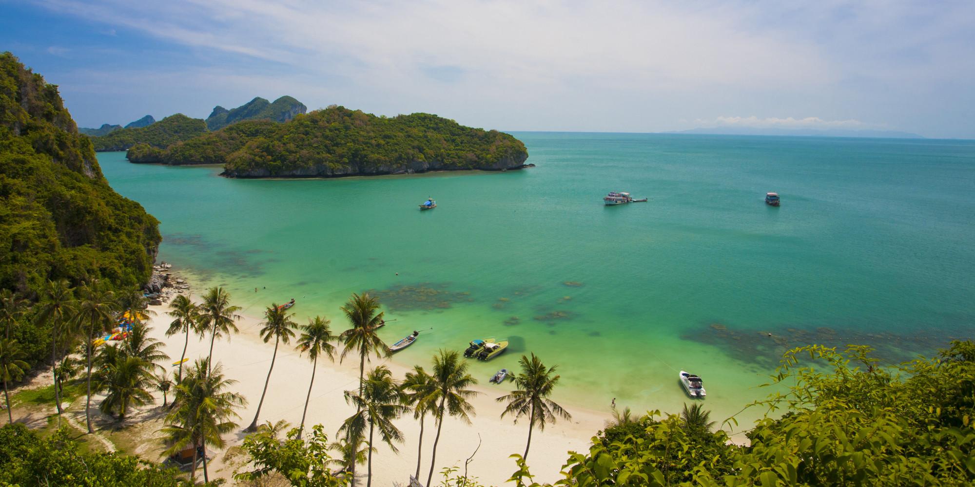 koh phangan salad haad samui secret thailand resort kept seasons four huffpost luxe