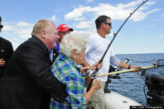 hazel mccallion rob ford