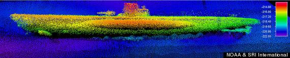 sonar uboat