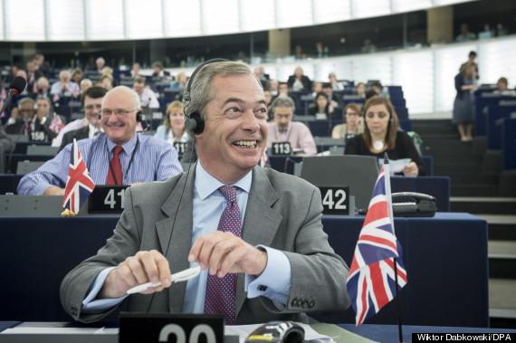 nigel farage european parliament