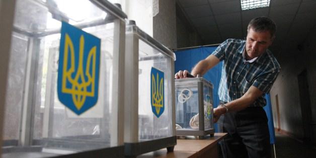 Ukraine's Vote, Russia's Fate