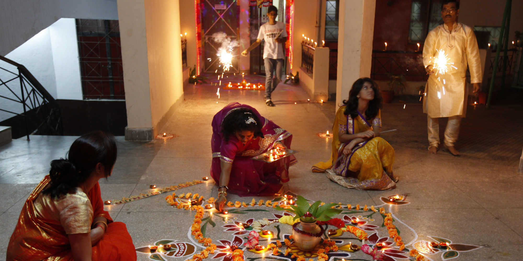 how hindu americans are using diwali to teach about the faith