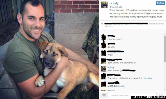 nathan cirillo dead photo