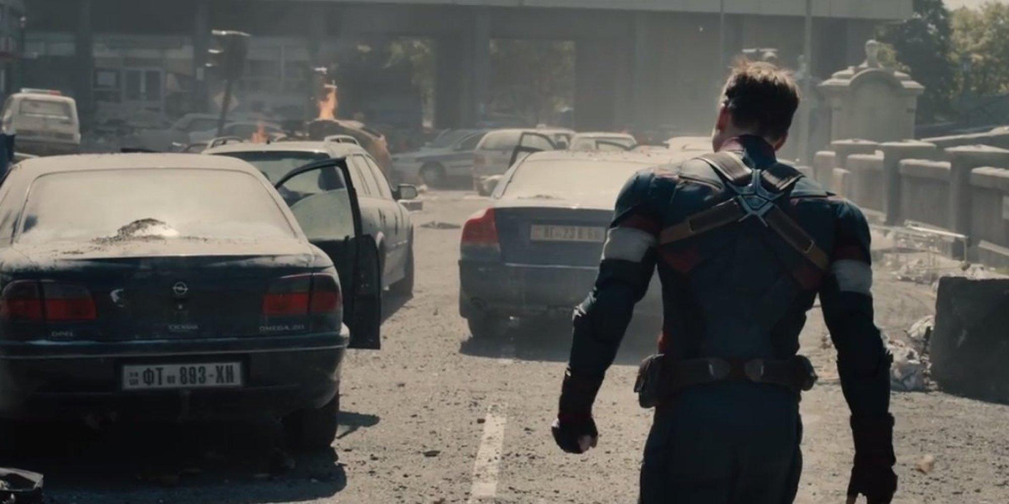 'Avengers: Age of Ultron' Comic-Con Teaser Leaks Online ...