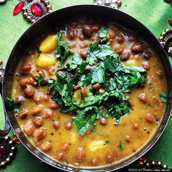 potato kala chana