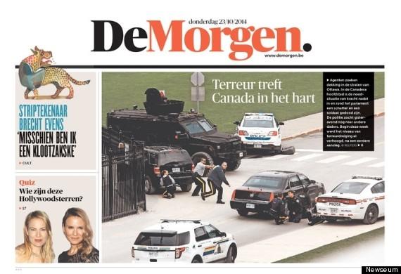 de morgen belgium