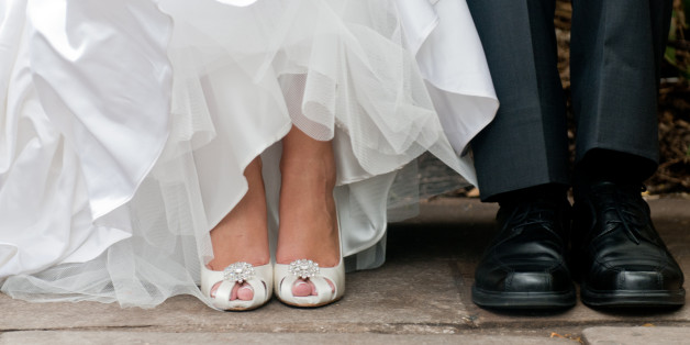What Brides Need To Know When Buying Wedding Shoes Huffpost