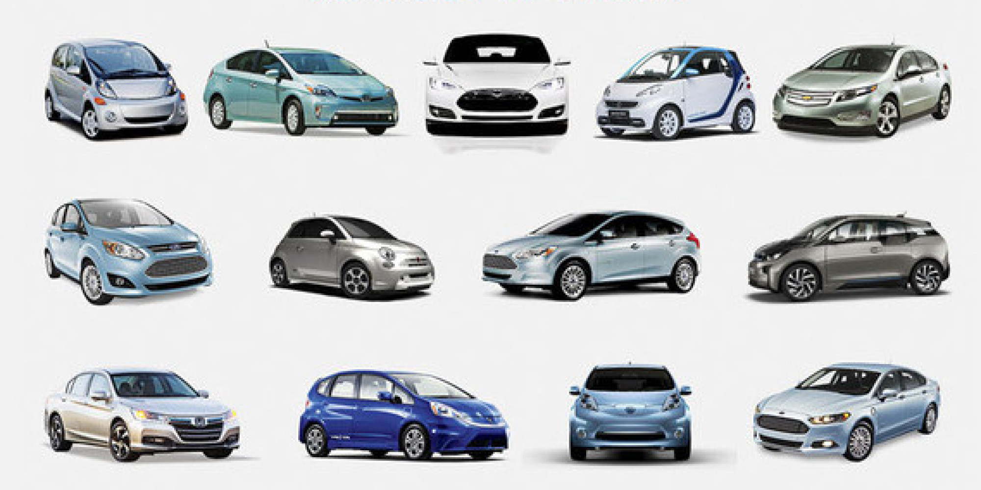 Quiz Is An Electric Car Right For You Huffpost