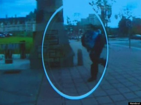 rcmp video shooter