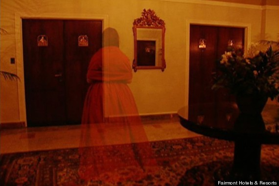fairmont vancouver ghost
