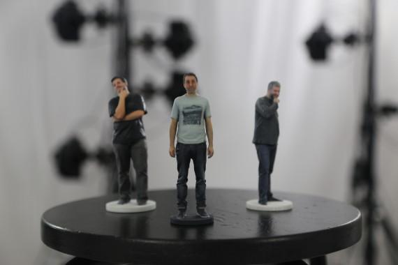 figurines digitage ceramique