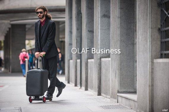 olaf business
