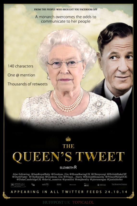 queens tweet