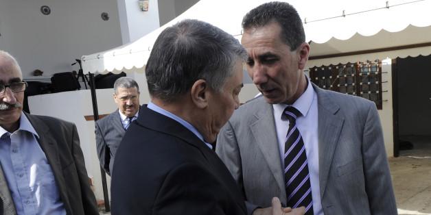 Mohamed Nebbou, Premier secrétaire du FFS avec Ali Benflis,ancien chef de gouvernement