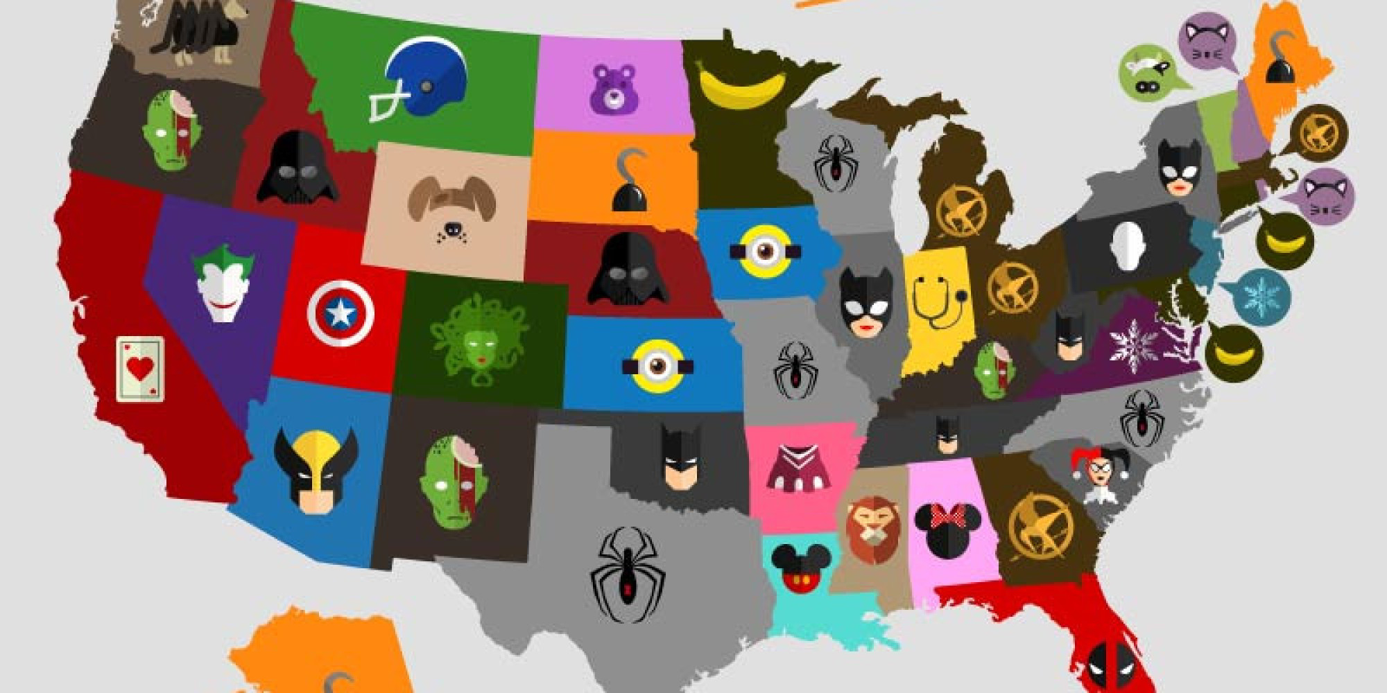 These Are The Most Googled Halloween Costumes In Each State | HuffPost