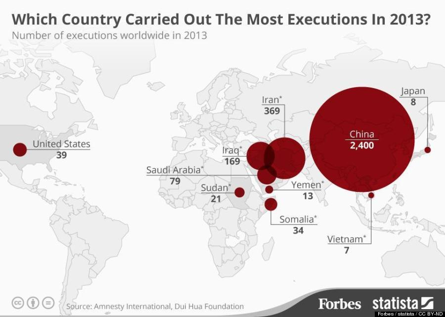executions in 2013