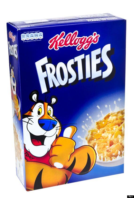 frosties tiger tony