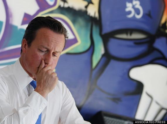 david cameron sad face