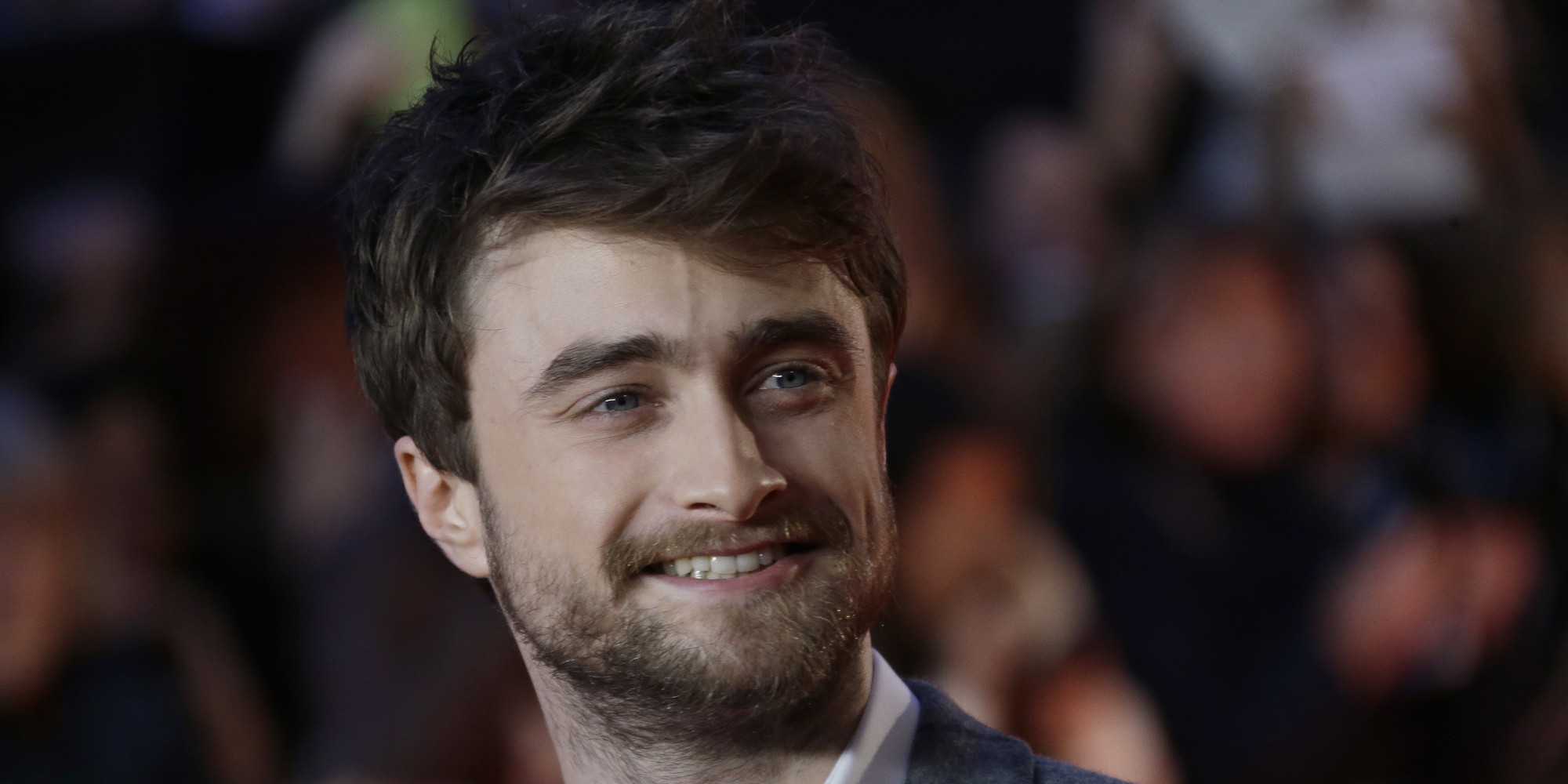 Picture about daniel jacob radcliffe all about man and male - Daniel Radcliffe S Delightfully Feminist Response To The Label Unconventional Male Lead Huffpost