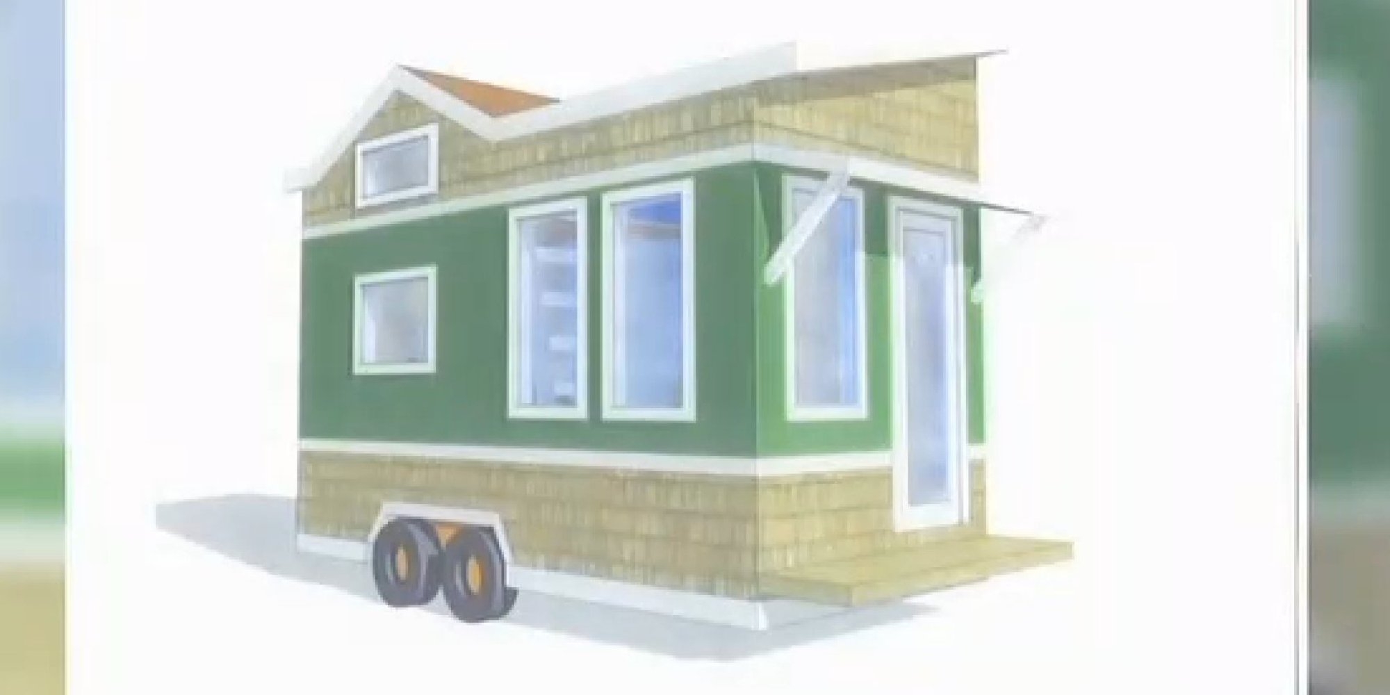 Montana Community Moves Forward With Plans For A Tiny: Tiny Homes For Homeless People Built By The Homeless Could
