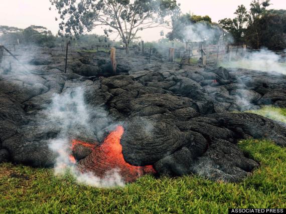 puna lava flow
