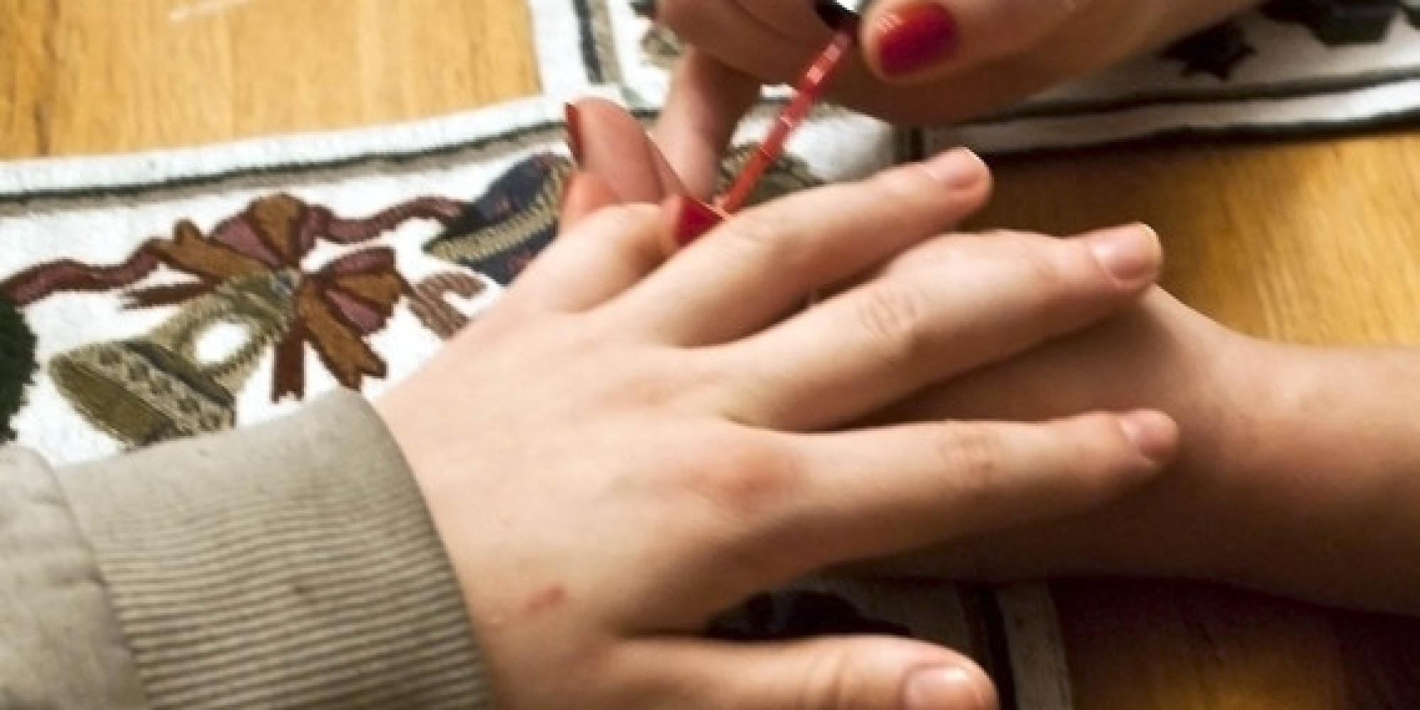 My Son Likes Nail Polish | HuffPost