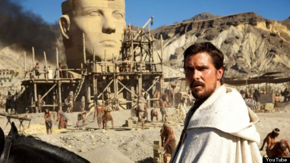 christian bale moses