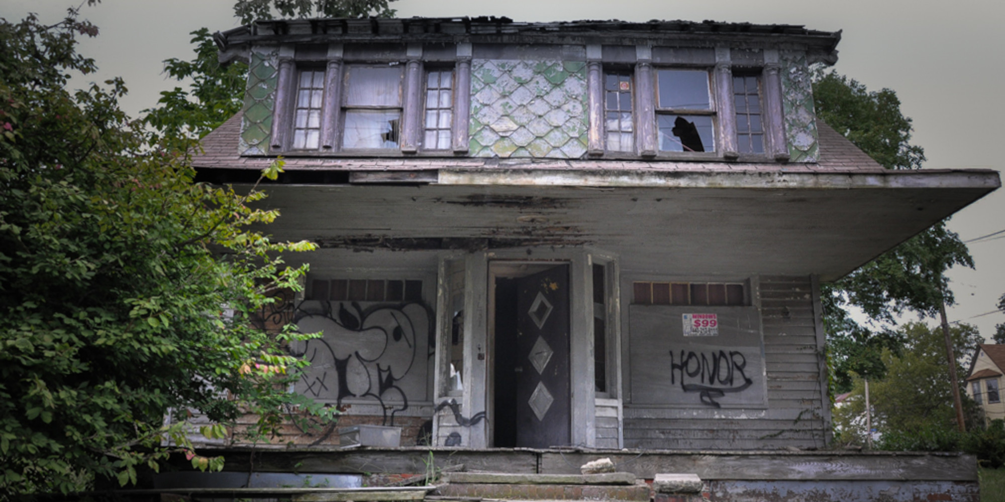 Spooky Looking Houses That Have Inspired Ghost Stories UPDATE