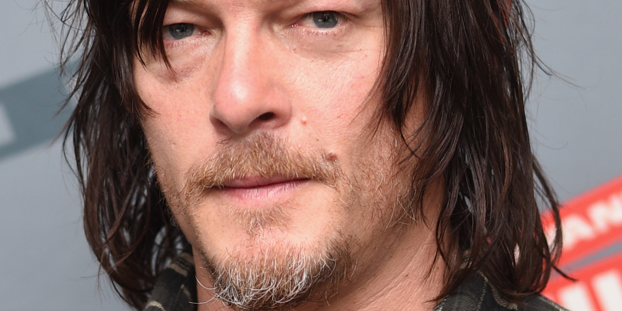norman reedus slams reports he begged walking dead producers to not make daryl gay huffpost