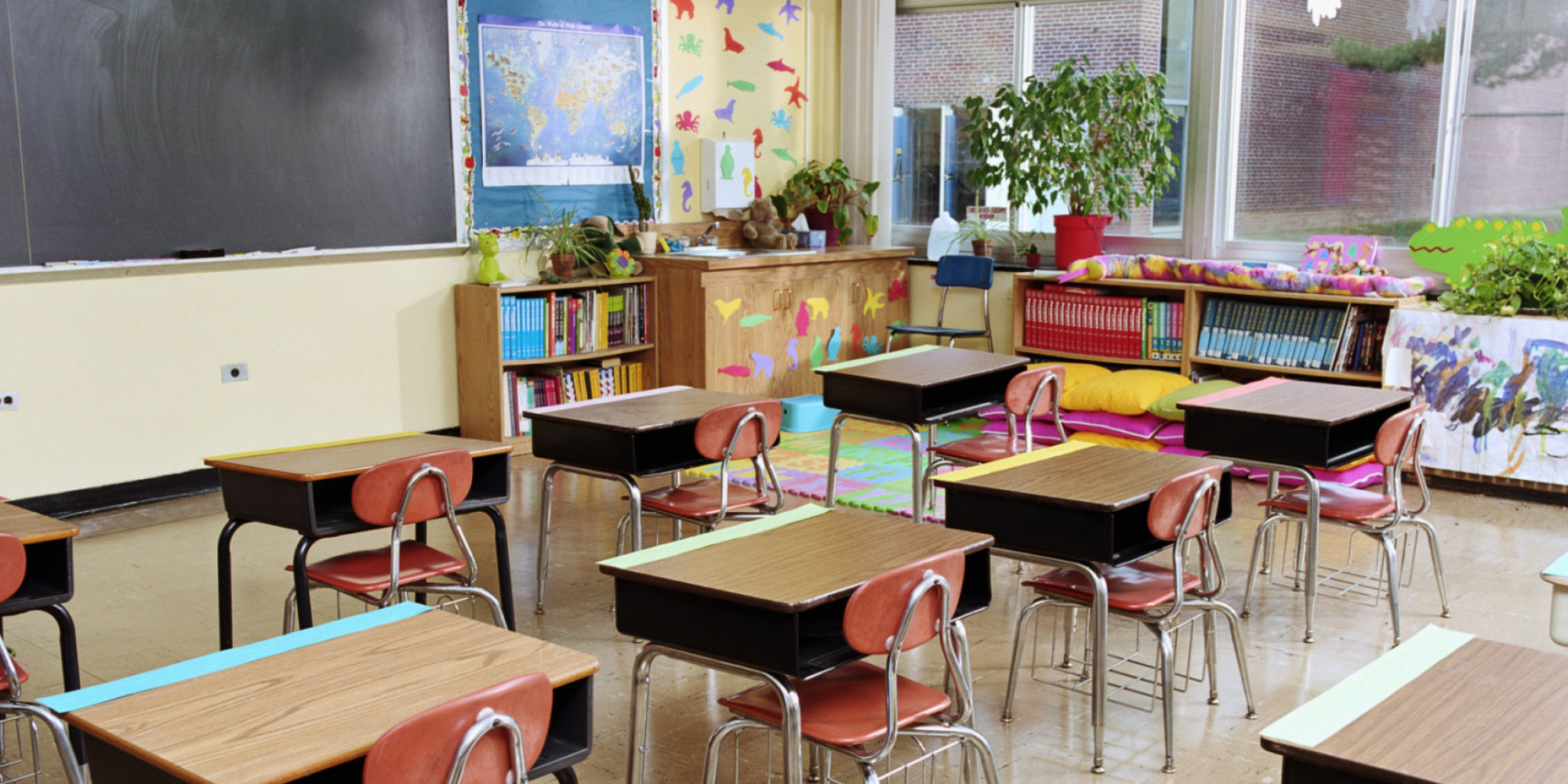 Classroom Furniture Arrangement ~ We need innovative ways to fund early childhood education