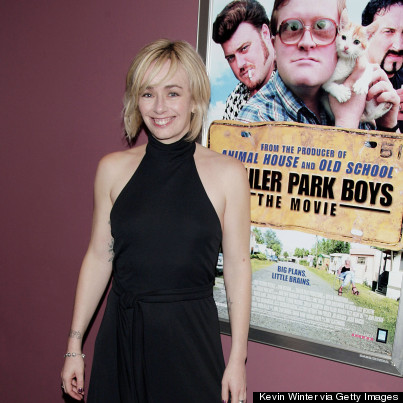 lucy decoutere resigns from trailer park boys over