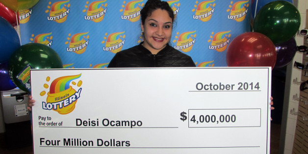 Teen Wins $4 Million Lottery Prize From Scratch-Off Tickets She Received As A Birthday Gift