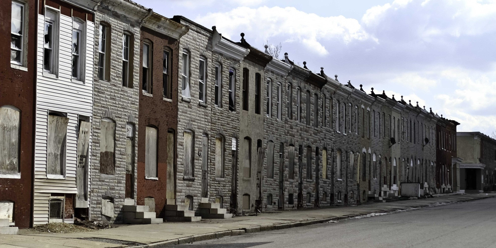 Walking The Streets Of Baltimore With The Other Barksdale | HuffPost