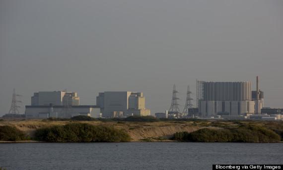 nuclear power france
