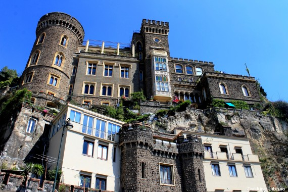 napoli castello aselmayer