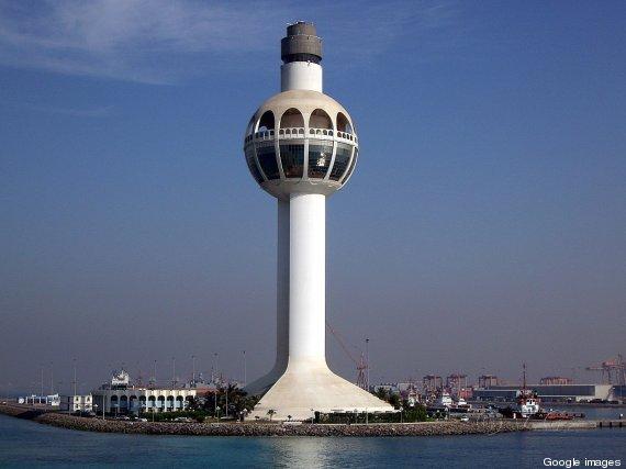 Le plus haut phare naturel du monde se trouve en alg rie - Quel est le plus grand port d afrique ...