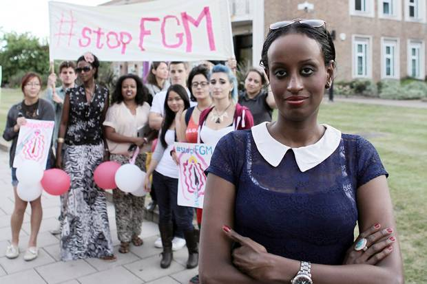 The Fearless Campaigner Whose Islamic Faith Spurs Her To Break The Brutal Cycle Of
