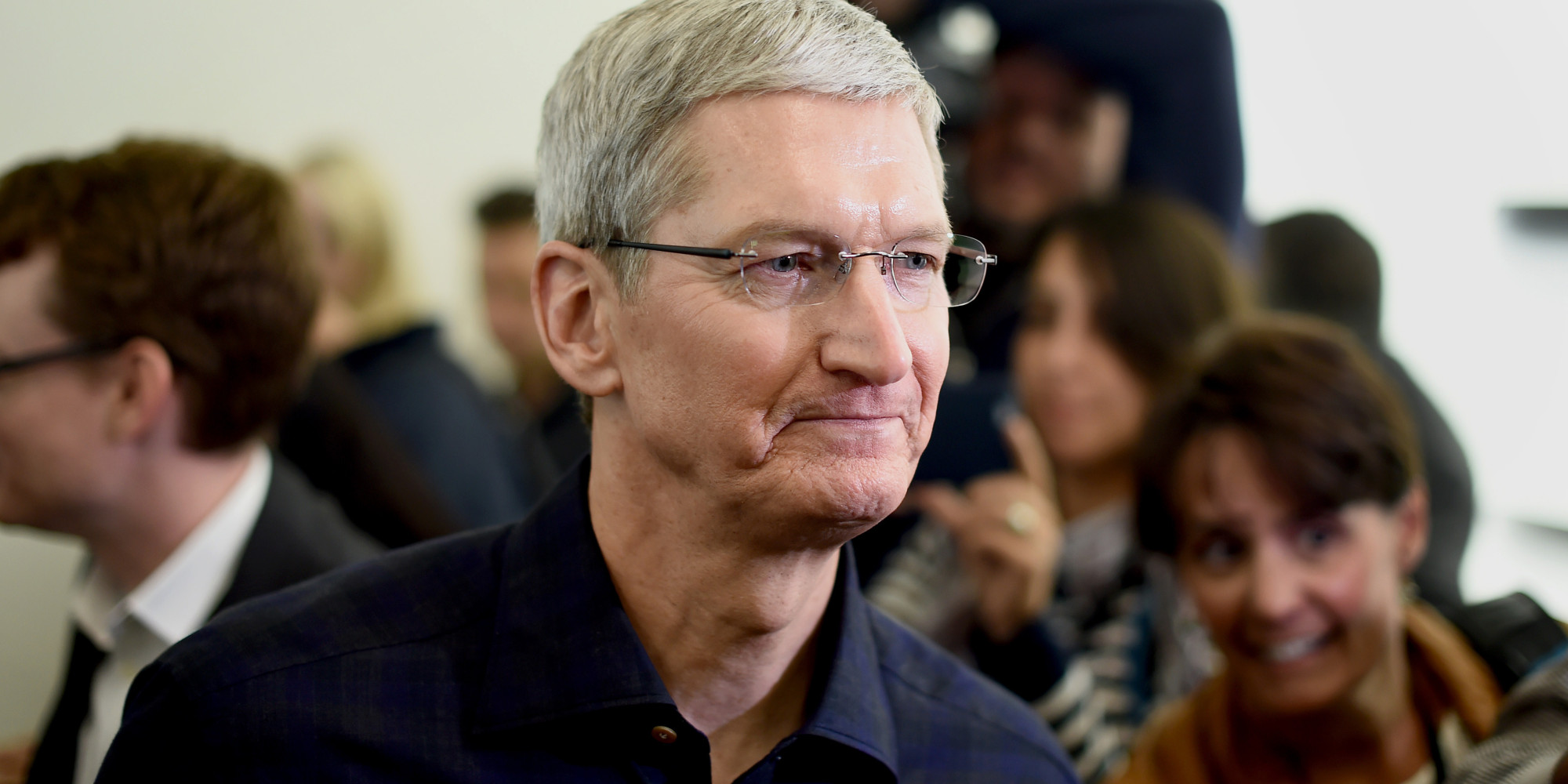 Alabama Lawmakers to Apple CEO Tim Cook: Keep It Private Please