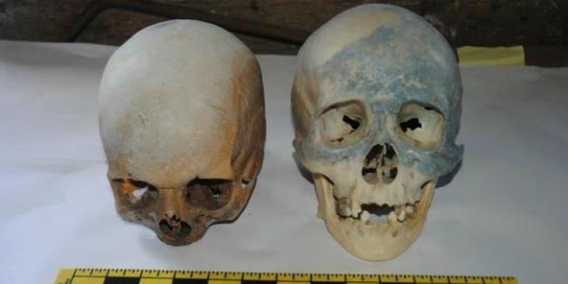 Human Skulls, 'Books On Satan And Witchcraft' Found In Connecticut Dump