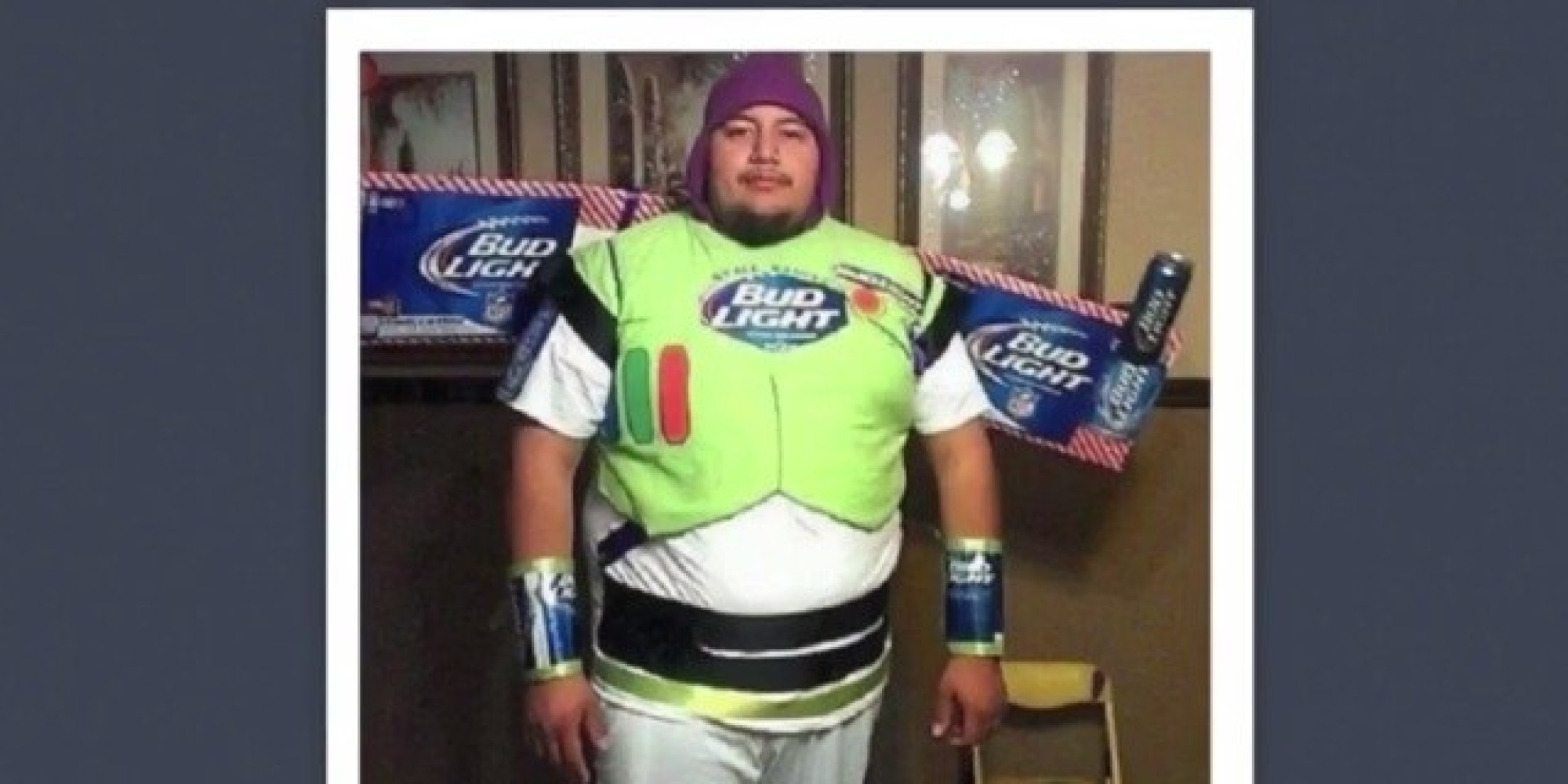 Nice These Hilarious Costumes Prove Halloween Is Nothing Without A Great Pun |  HuffPost Good Looking