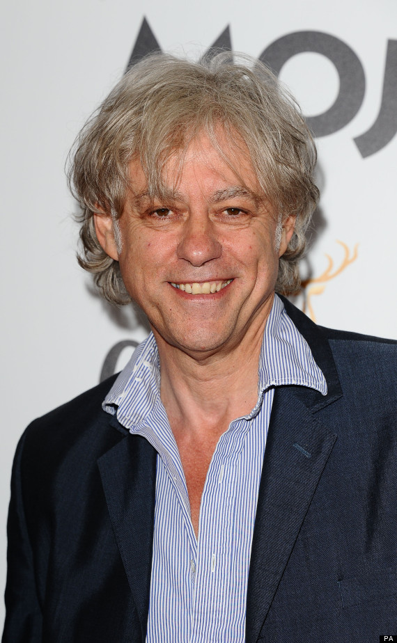 Bob Geldof Is Putting Out Feelers - Could Band Aid 30 Be On The Way?