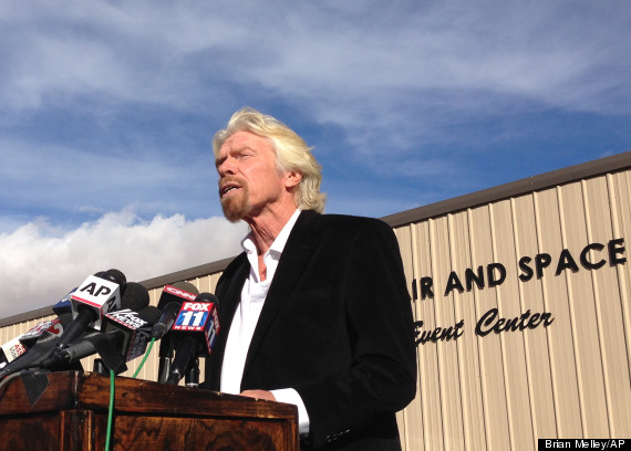 Richard Branson: 'I Will Fly To Space, And So Will My Family'