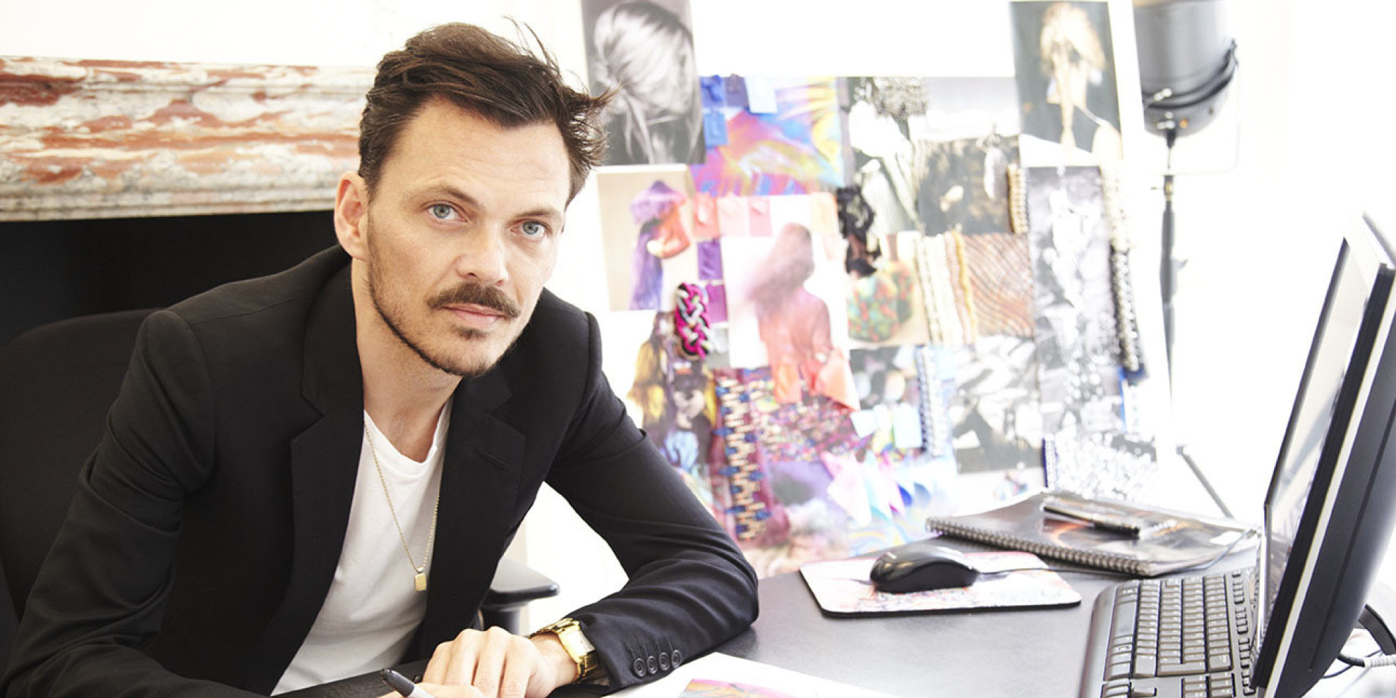 Images Of Male Fashion Designers
