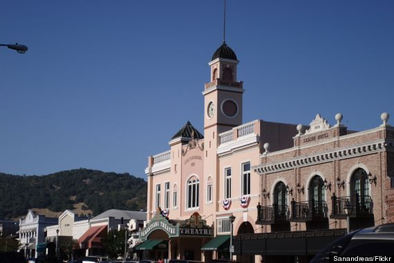 town of sonoma