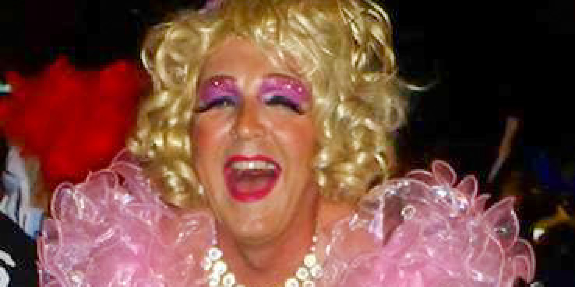 sc 1 st  HuffPost & Why Every Man Should Dress in Drag at Least Once   HuffPost