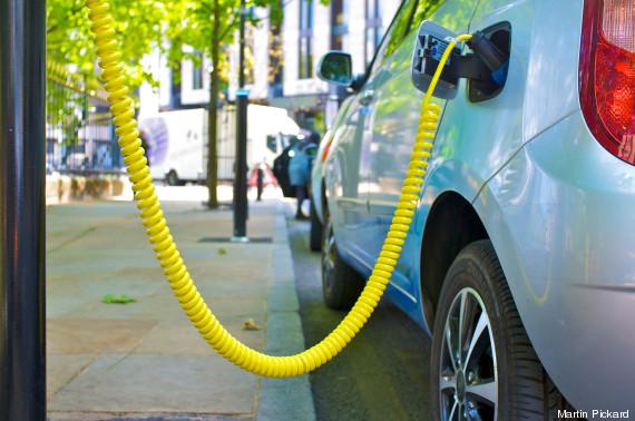 electric car city