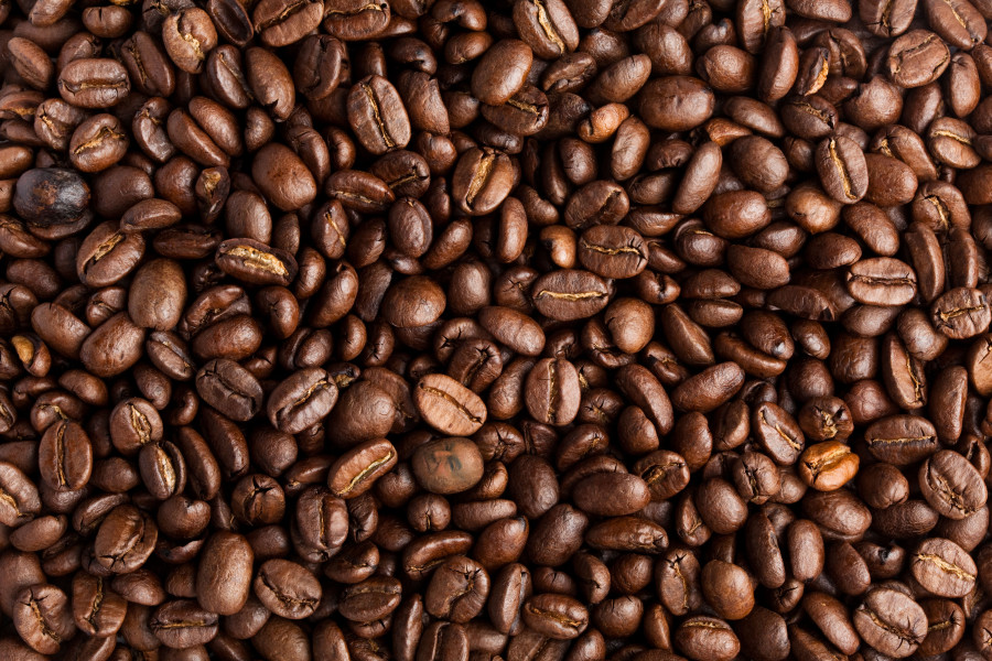 coffee bean patrick b